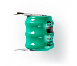 Batterie Nickel Métal-Hydrure | 3,6 V | 80 mAh | Connecteur à Souder