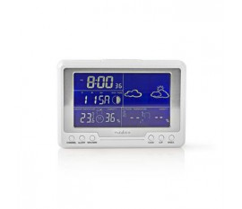 Station météo   Hygromètre   Date/Heure   Appareil extérieur