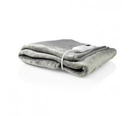 Couverture Chauffante | 150 x 80 cm | 9 Réglages de Chaleur | Indicateur | Protection contre la Surchauffe