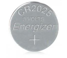 Pile bouton au Bouton Lithium CR2025 3 V 2-Blister