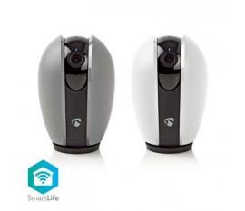 Caméra IP intelligente Wi-Fi | Fonction Panoramique et Inclinaison | HD 720p
