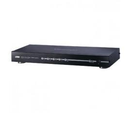 4x 2 Ports Commutateur HDMI Noir