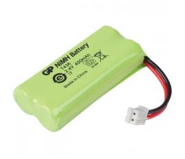 Batterie rechargeable Ni-MH 2.4 V 500 mAh 1-Blister