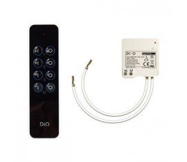 Kit d'éclairage pour Maison connectée 433 MHz 230 W