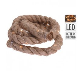 ROPE 120CM 20 WARM WHITE LED