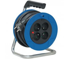 Enrouleur de câble Standard S Baby 15m | Type E