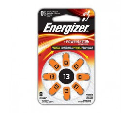 Pile Zinc-Air PR48 1.4 V 8-Blister