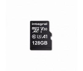 microSDXC / SD Carte mémoire V30 128 GB