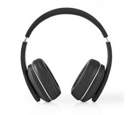 Casque sans Fil | Bluetooth® | Tour d'oreille | Réduction de Bruit Active (ANC) | Noir