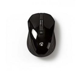 Souris sans fil | 1 000 ppp | 3 boutons | Noir
