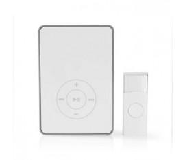 Kit pour sonnette sans fil | Alimentation par Pile | Fonction MP3