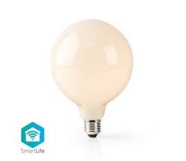 Ampoule LED Intelligente Wi-Fi | E27 | 125 mm | 5 W | 500 lm | Blanc