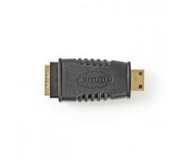 Adaptateur HDMI™ | Micro-connecteur HDMI - HDMI Femelle | Noir