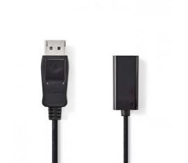 Câble DisplayPort vers HDMI™   DisplayPort Mâle - Sortie HDMI™   0,2 m   Noir