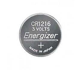 Pile bouton au Bouton Lithium CR1216 3 V 1-Blister