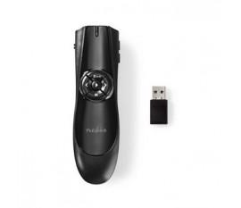 Pointeur Laser | Sans fil | Mini Dongle USB | Noir