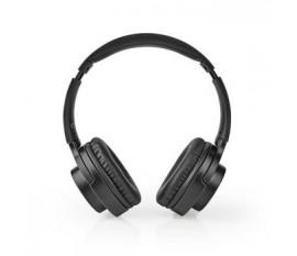 Casque sans fil | Bluetooth® | Supra-Auriculaire | Pliable | Noir