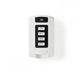 Télécommande RF Intelligente | 2 Canaux