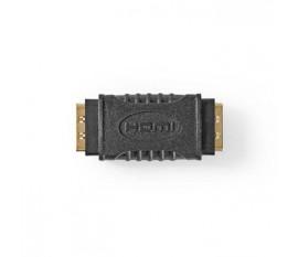 Adaptateur HDMI™ | HDMI Femelle - HDMI Femelle | Noir