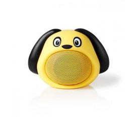Enceinte Bluetooth Animaticks | 3 heures d'autonomie | Appels en mode mains libres | Dusty Dog