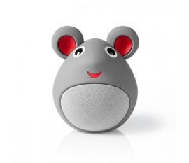 Enceinte Bluetooth Animaticks | 3 heures d'autonomie | Appels en mode mains libres | Melody Mouse