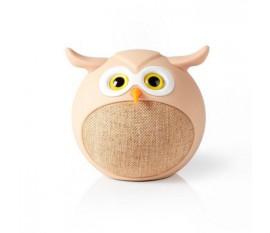 Enceinte Bluetooth Animaticks | 3 heures d'autonomie | Appels en mode mains libres | Olly Owl