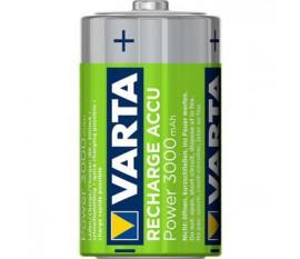 Batterie Rechargeable NiMH D 1.2 V 3000 mAh 2-Blister