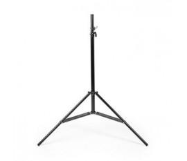 Trépied de Satellite | Taille Maximale de l'Antenne Parabolique : 100 cm | Hauteur Maximale : 1,4 m | Aluminium | Noir