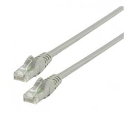 Câble Réseau CAT6 UTP RJ45 (8P8C) Mâle - RJ45 (8P8C) Mâle 30.0 m Gris