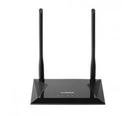 Adaptateur reseau Sans fil Routeur N300 2.4 GHz 10/100 Mbit Noir