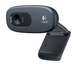 Webcam USB 2.0 3 MPixel 720p Noir