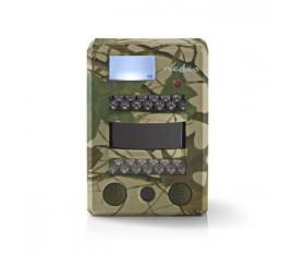Caméra camouflage nature   8 mégapixels   Angle de Vue de 100°   Détection de mouvement 15 m