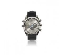 Montre-Bracelet avec Caméra-Espionne   Vidéo 1920 x 1080   Photo 2560 x 1440   Mémoire 16 GO   Rechargeable