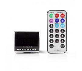 Émetteur FM de Voiture | Entrée de 3,5 mm | Emplacement pour carte MicroSD