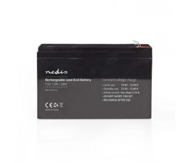 Batterie au Plomb-acide 12V | 7200 mAh | 151 x 65 x 95 mm