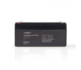 Batterie au Plomb-acide 6 V | 3200 mAh | 134 x 35 x 61 mm