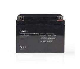 Batterie au Plomb-acide 12V | 26000 mAh | 167 x 177 x 126 mm