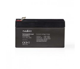 Batterie au Plomb-acide 12V | 1 300 mAh | 97 x 43 x 52 mm