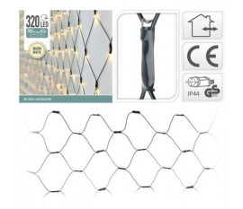 LED NET 320 WARM WHITE OUTDOOR