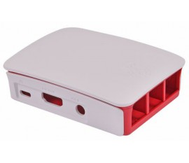 Coffret White official du Raspberry Pi foundation