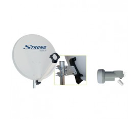 Parabole SAT 63 +LNB single