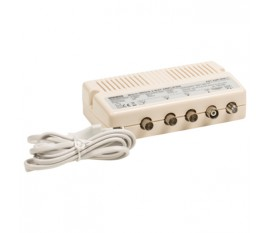 Amplificateur multimédia avec trois sorties et filtre internet intégré