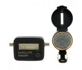 Kit pointeur satellite