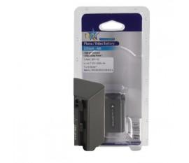 Camcorder battery 7.2 V 1300 mAh