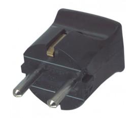 Power plug black