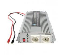 Inverter 1000 W with built-in charger