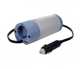 Convertisseur 12 V DC vers 230 V 100 W avec port USB
