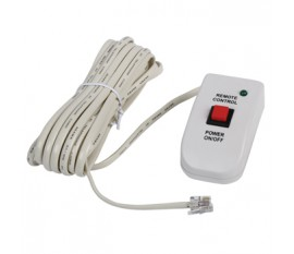Remote control for inverters