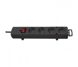 Multi-way extension 4 sockets