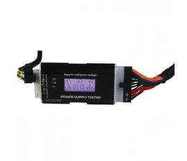 PSU tester with LCD display